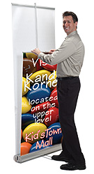 Sign Holder Displays